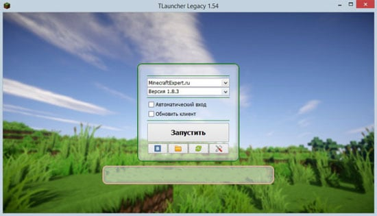 Лаунчер Tlauncher на компьютер