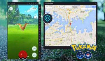 Запуск Pokemon go на Nox App Player