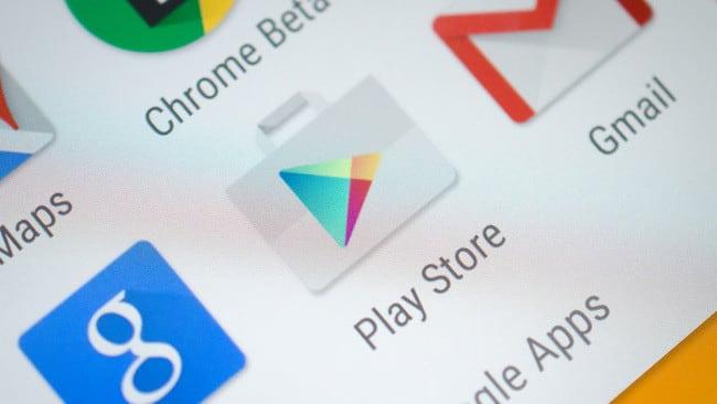 Иконка Play Store