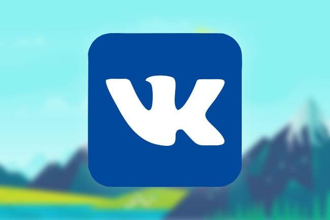 Логотип VK
