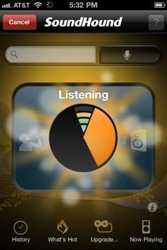 Приложение SoundHound