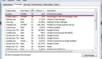 NT Kernel & Systems грузит систему Windows - что это за процесс