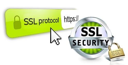 Изображение протокол SSL
