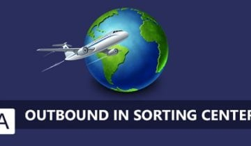 "Изучаем статус доставки ""Outbound in sorting center"""