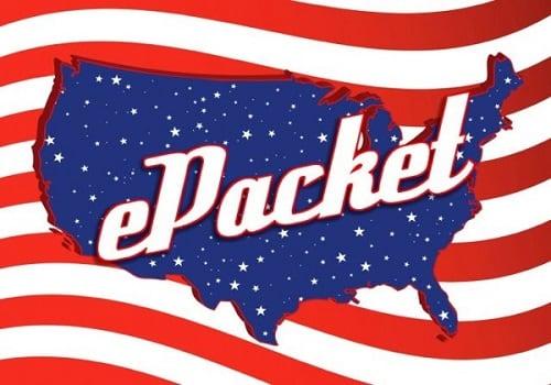"""Распространение """"ePacket"""" началось с его удачного внедрения в США"""