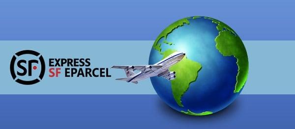 SF eParcel - один из способов доставки посылок в Россию