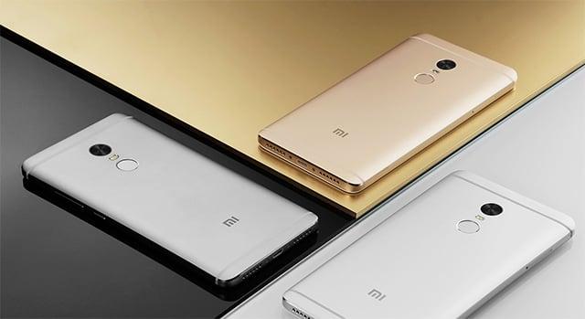 Смартфоны Xiaomi Redmi 4