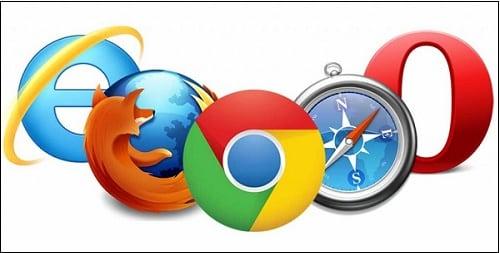 Логотипы браузера Google