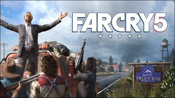 """Разбираем ошибки в игре """"Far Cry 5"""""""