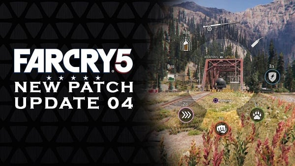 Скрин FARCRY5 Patch