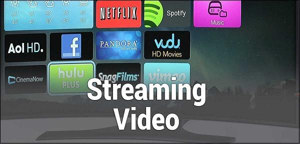 Картинка Streaming Video