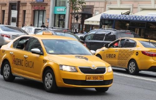 Яндекс Такси и Uber такси