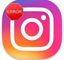 Ошибка Инстаграма