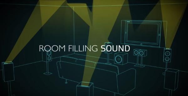 Траектория прохода звука