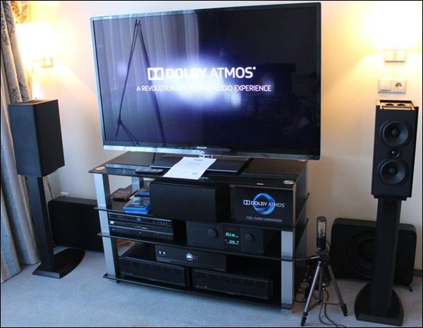 Dolby Atmos для кинотеатров