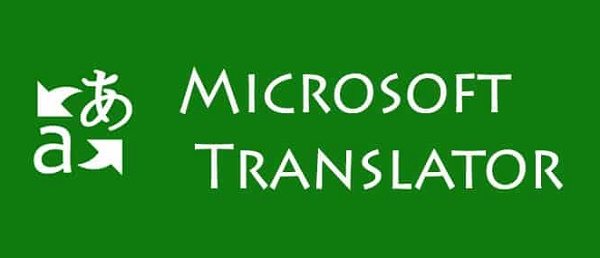 Картинка Microsoft Translator