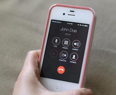 Эхо в мобильном телефоне