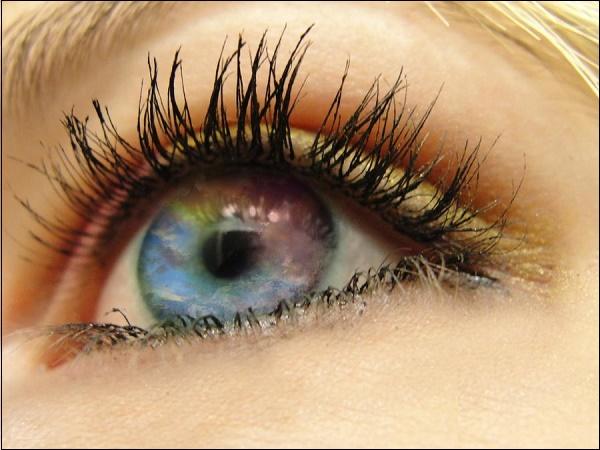 Облачные глаза