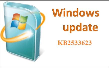 Рисунок Windows Update 2685811