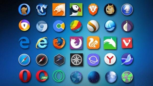 Выбор браузеров
