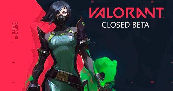 Картинка Valorant Beta
