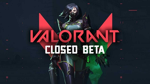Рисунок Valorant Closed Beta Б