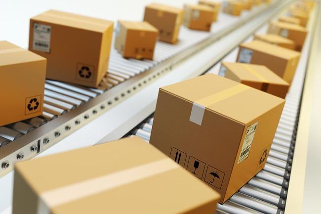 Коробки для почтовых отправлений
