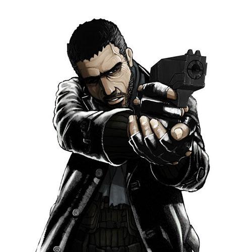 Аватарки для Ватсапа для мужчин - пистолет..
