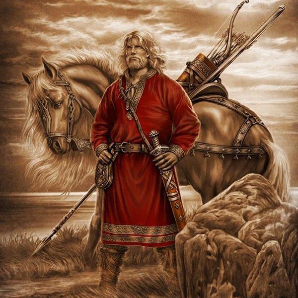 Славянские вватарки для Ватсапа для мужчин