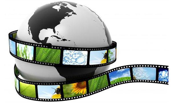 Кинолента вокруг Земли