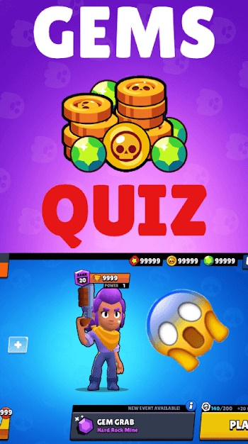 Gems Quiz