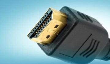 HDMI кабель для ноутбука