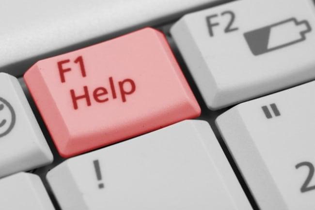 Описание функциональных клавиш