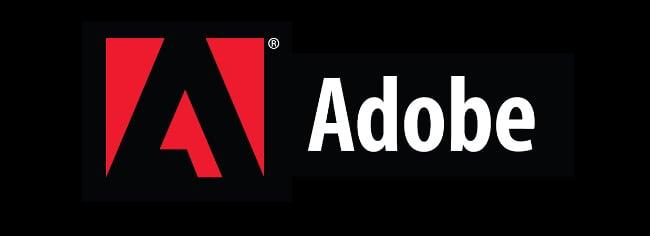 Логотип сайта Adobe