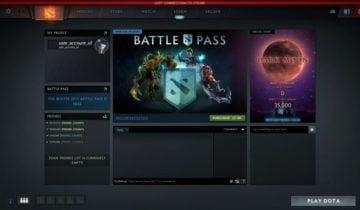 Ошибка Lost connection to Steam появляется во время игры в Dota 2