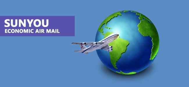 Служба SunYou Economic Air Mail