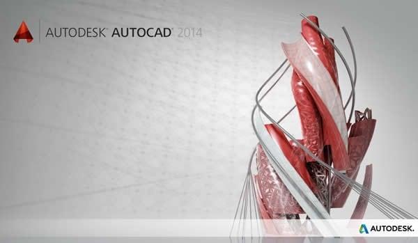 Программа AutoCAD 2014